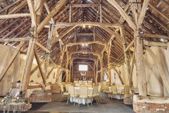 Abbot's Hall Barn